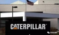 卡特彼勒公司采用中国制造的硬质快速门
