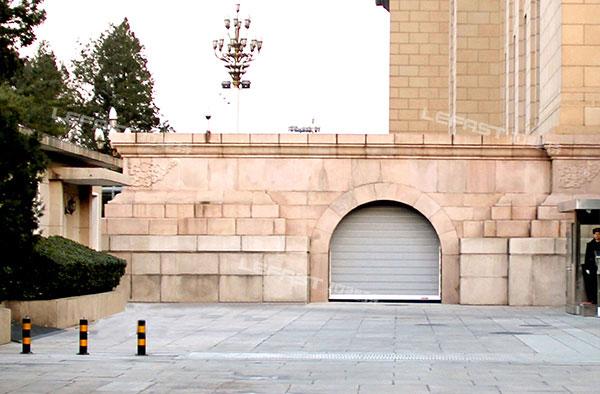 北京政府项目硬质快速门