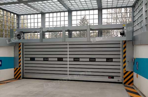 北京城市副中心硬质快速门