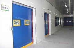 <b>PVC快速卷帘门的限位要怎么调</b>